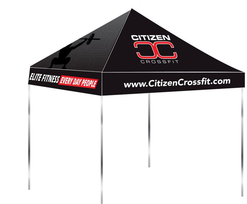 tent  sc 1 st  Custom Quickprint & Large Format